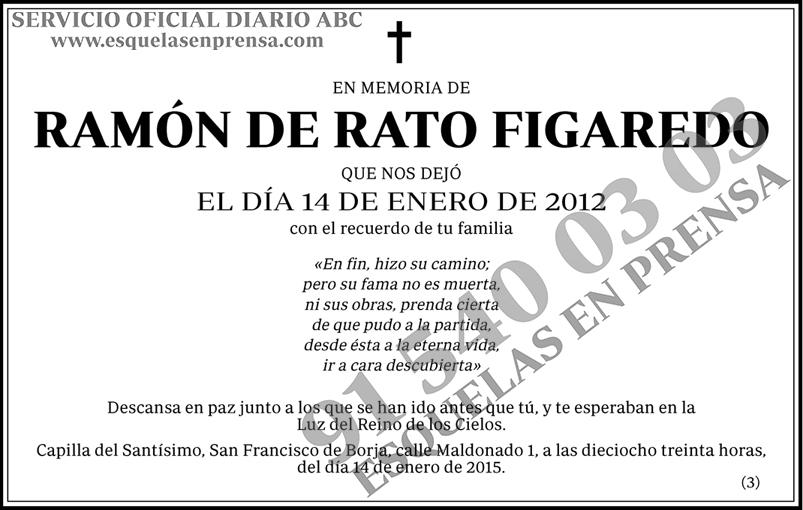 Ramón de Rato Figaredo